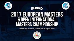 2017 European Masters: