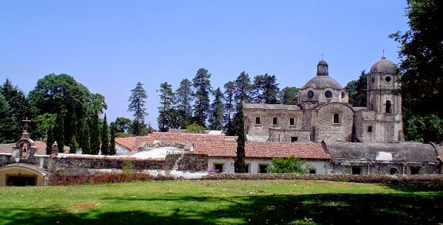 Convento Santo Desierto del Carmen