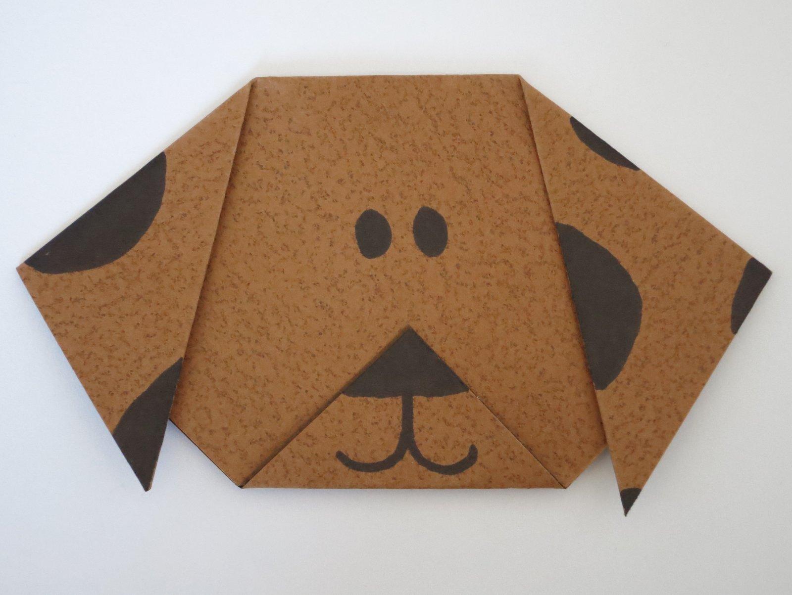 cindy derosier my creative life origami dog