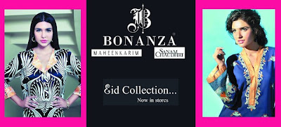 Bonanza Eid Collection FOr Women 2013