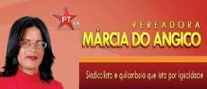 Vereadora Márcia do Angico
