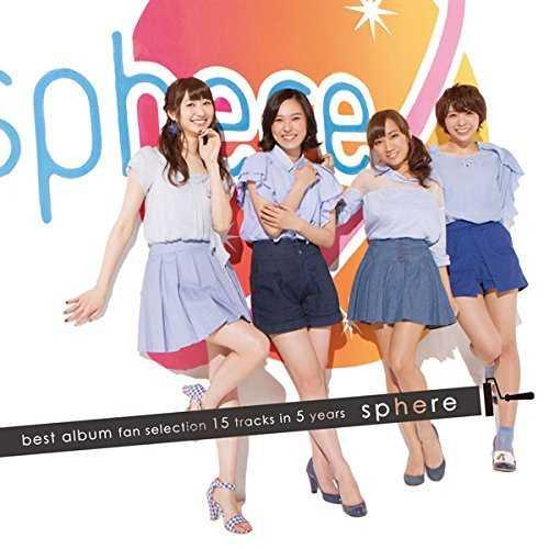 [MUSIC] スフィア – sphere/sphere – sphere (2015.02.11/MP3/RAR)