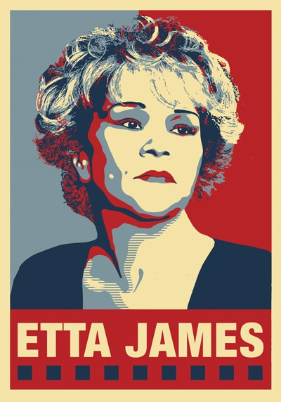 Etta James, women that sip dreams, achieve your dreams, inspiring women