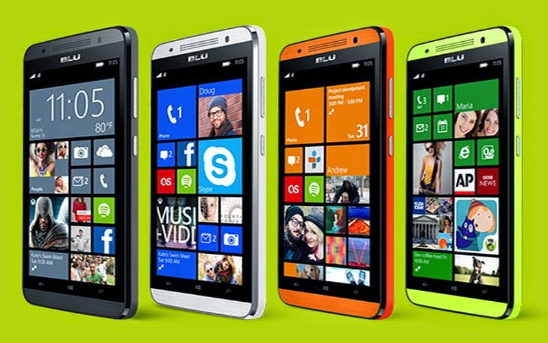 Windows Phone Blu Win HD LTE Dibanderol Rp3,8 Juta