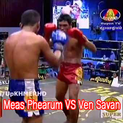 [ Bayon TV ] Meas Phearum VS Ven Savan [09-Nov-2013] - TV Show, Bayon TV, Bayon Boxing