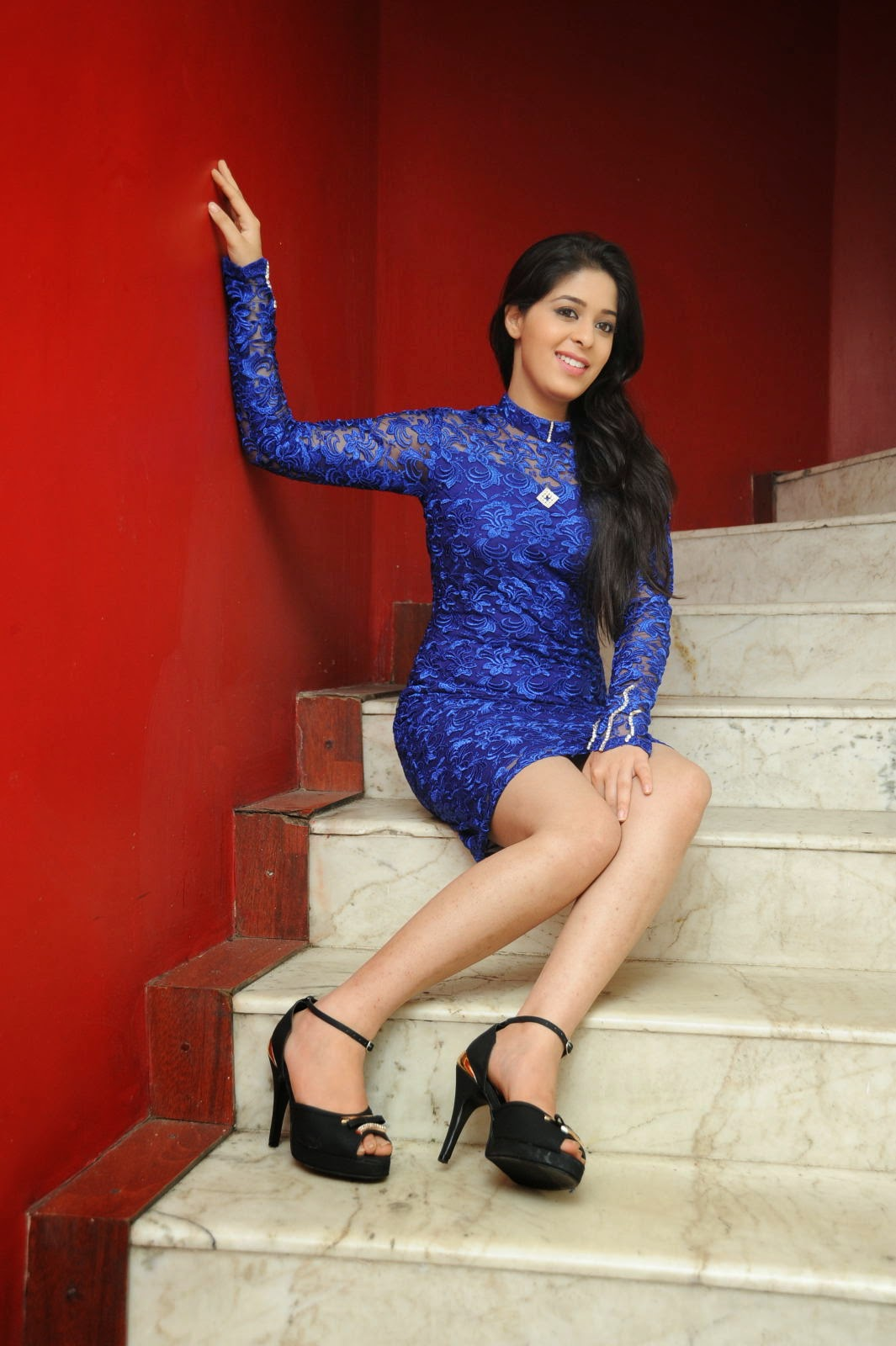 Garima Jain Glam pics at Nawab Basha event-HQ-Photo-19