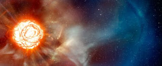 Betelgeuse:  Red Giant to Burst into Supernova?