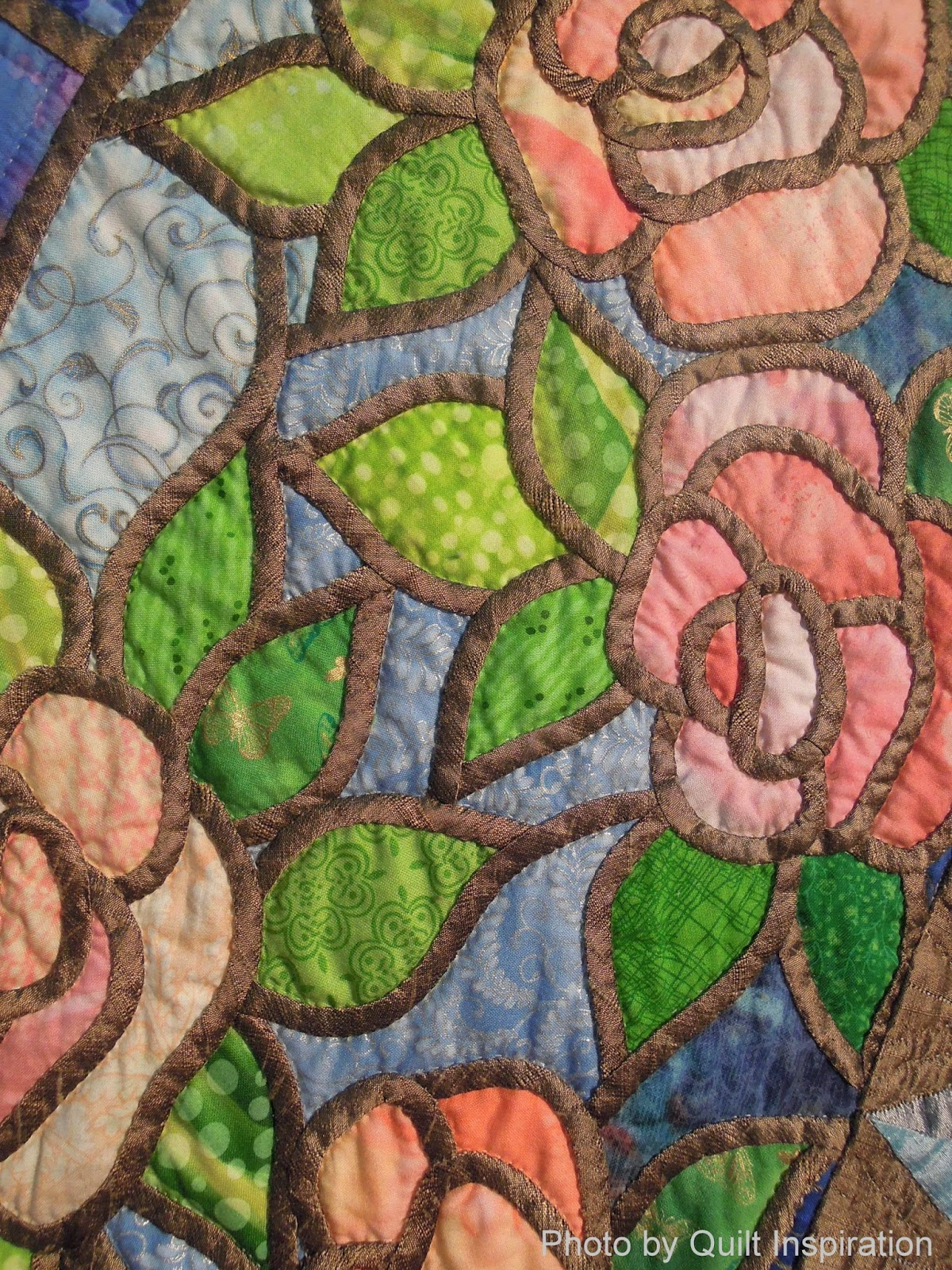 Can I Stain Glass A Fabric Flower
