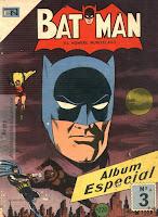 Batman Album Especial Nº3, Acme Agency