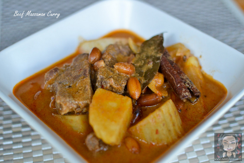 Beef Massaman Curry | My delicious life