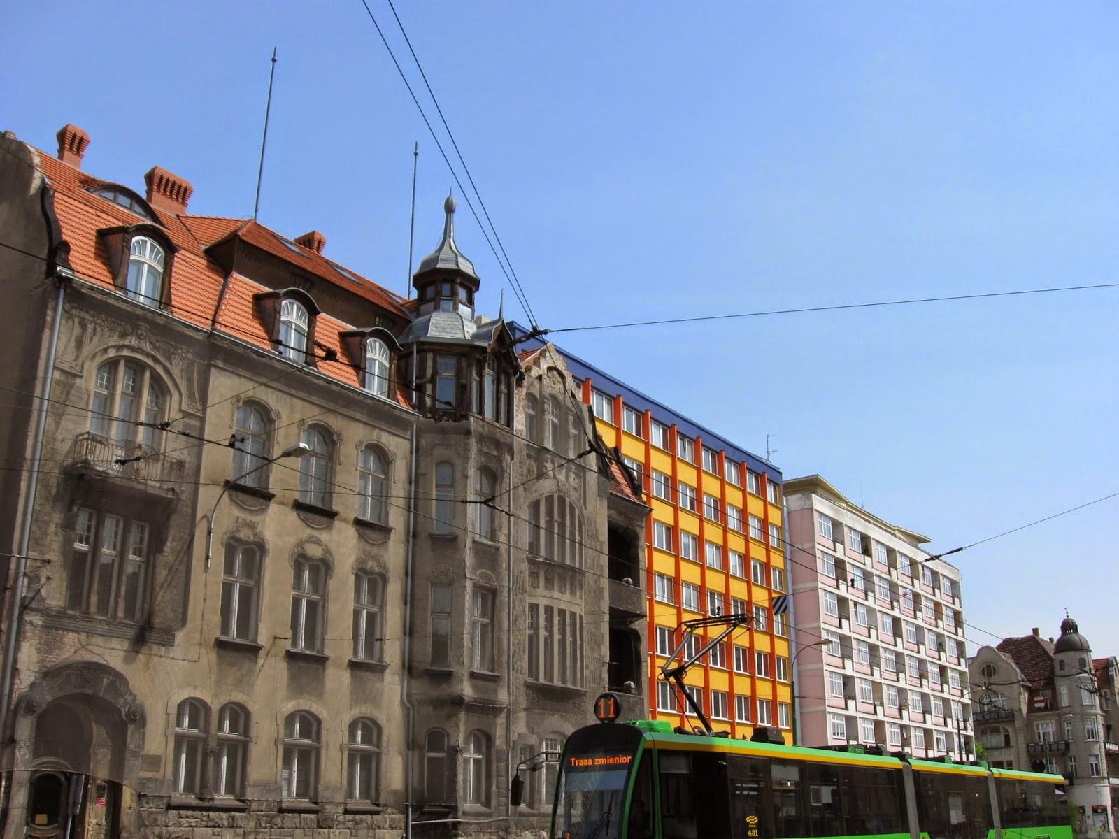 Ulica Zwierzyniecka Poznań