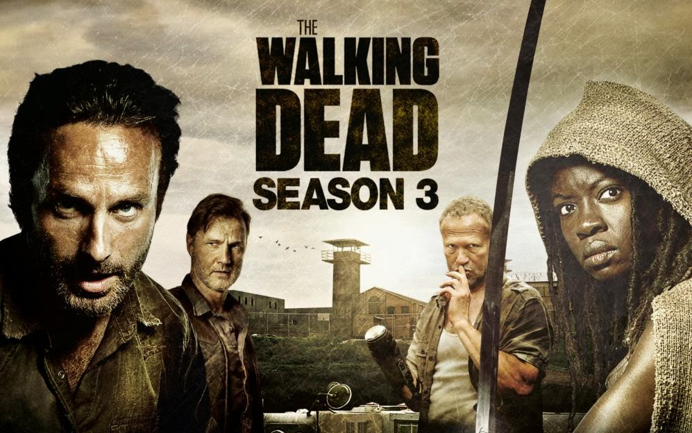 "Watch ""The Walking Dead"" Series Online, Season 3, Episode 9 - The Suicide King"