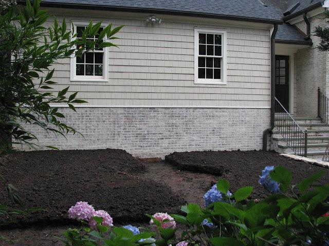 contoh desain taman belakang rumah minimalis terbaru rumah