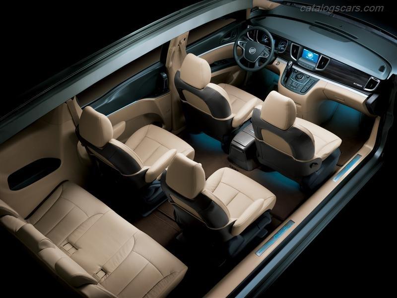 صور سيارة بويك جى ال 8 2012 - اجمل خلفيات صور عربية بويك جى ال 8 2012 - Buick GL8 Photos Buick-GL8-2011-16.jpg