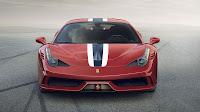 Ferrari 458 Speciale V8 front