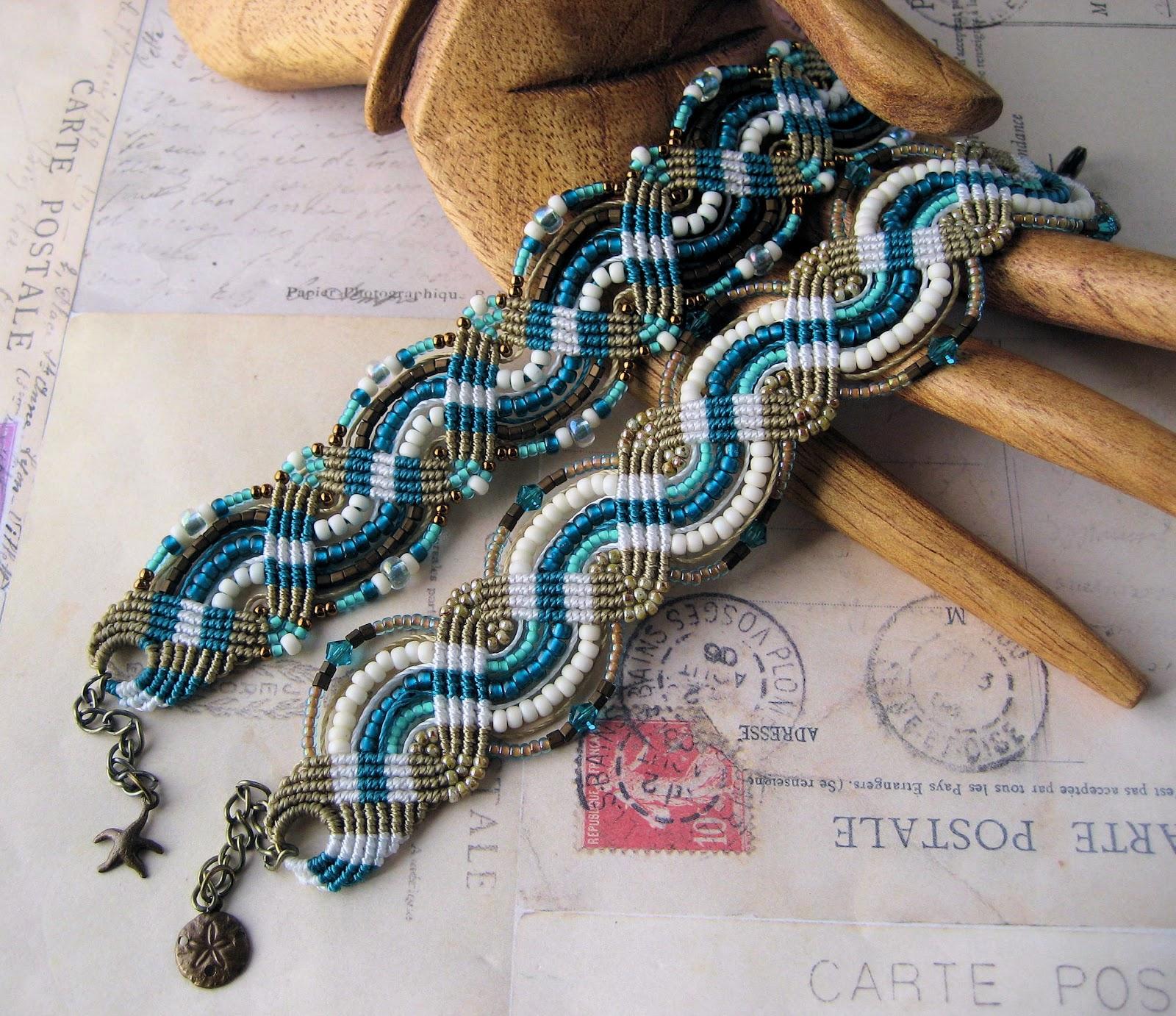 Learn How to Make Hemp Jewelry | Hemp Jewellery - Pinterest