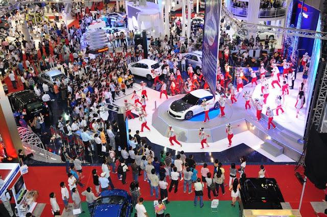 Vietnam Motor Show 2015