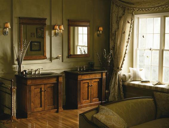 Muebles Baño Estilo Antiguo:Baños Modernos: Baño moderno estilo antiguo