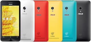 Harga Asus  Zenfone 4S terbaru Januari 2016, Dengan Layar IPS 4,5 Inch