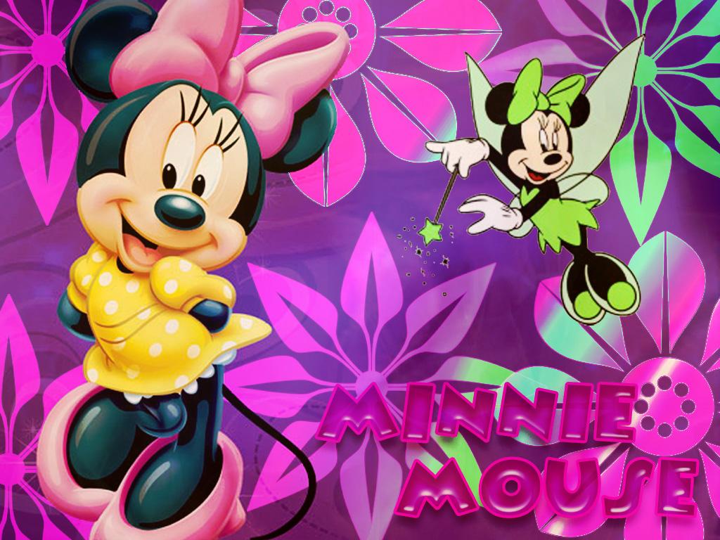 Todo Disney: Fondo de pantalla Mickey Y Minnie