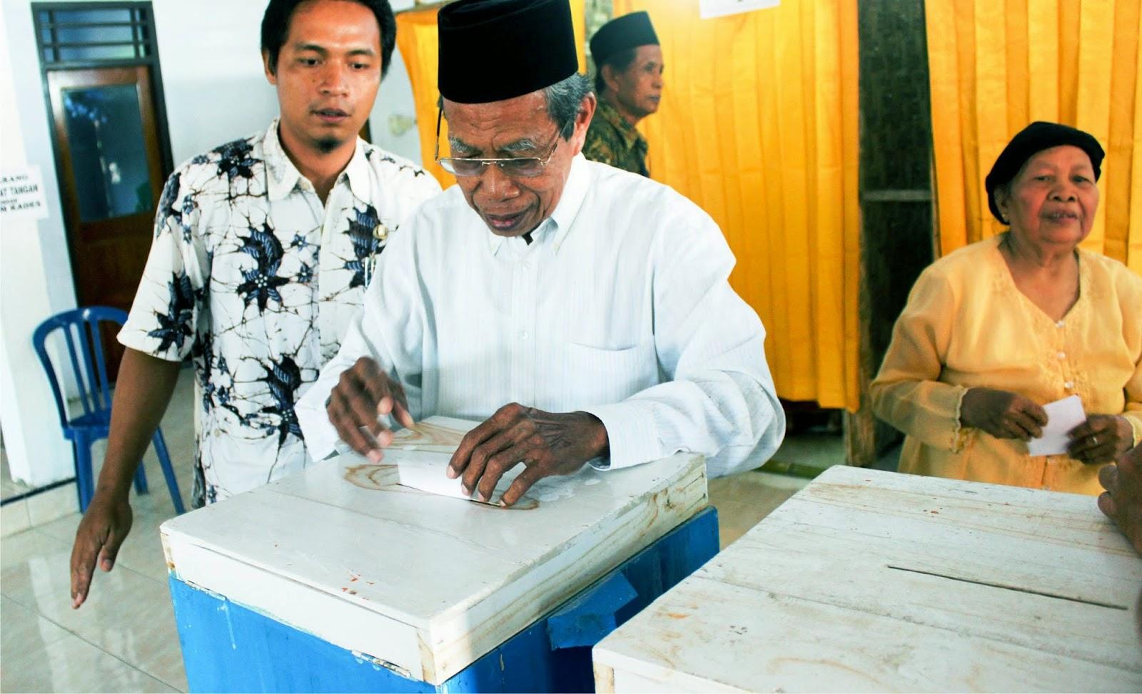 PILKADES Serentak Kabupaten Pati 2015