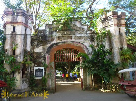 Plaza Cuartel in Puerto Princesa, Palawan