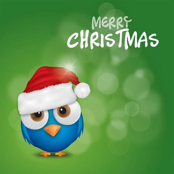 Free download Vektor Burung Natal... Download vector natal... Natal psd... burung psd... wallpaper natal HD... twitter natal... gambar burung natal... wallpaper twitter natal... header natal twitter...