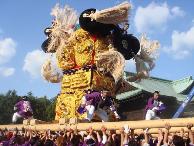 Niihama City Taiko Drum Festival, Ehime