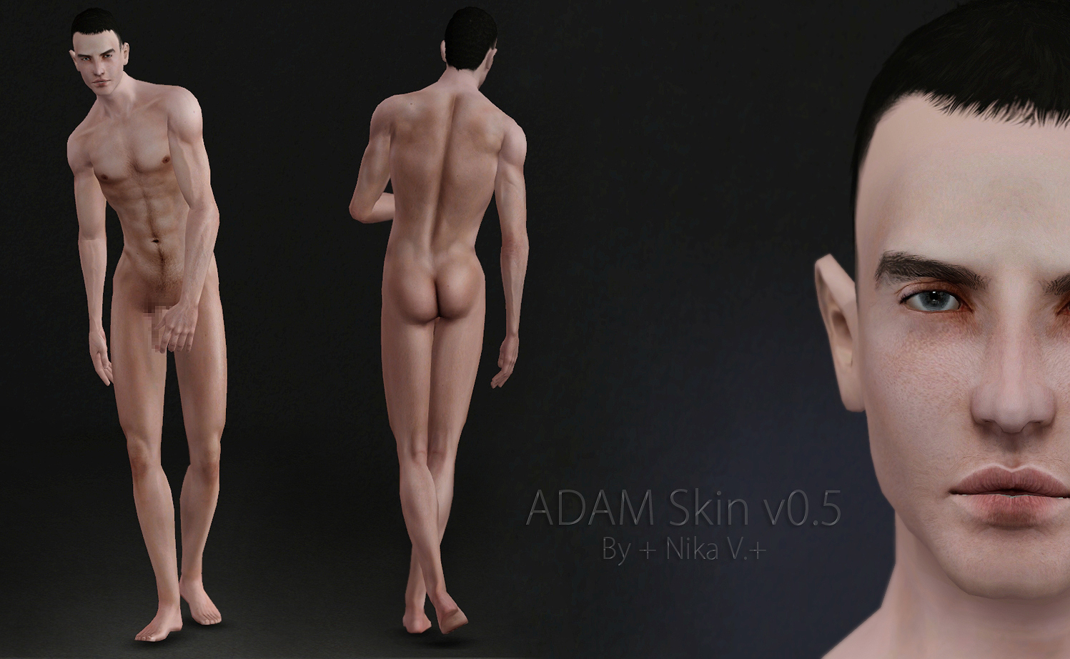 Sims 3 skin with penis hentai download