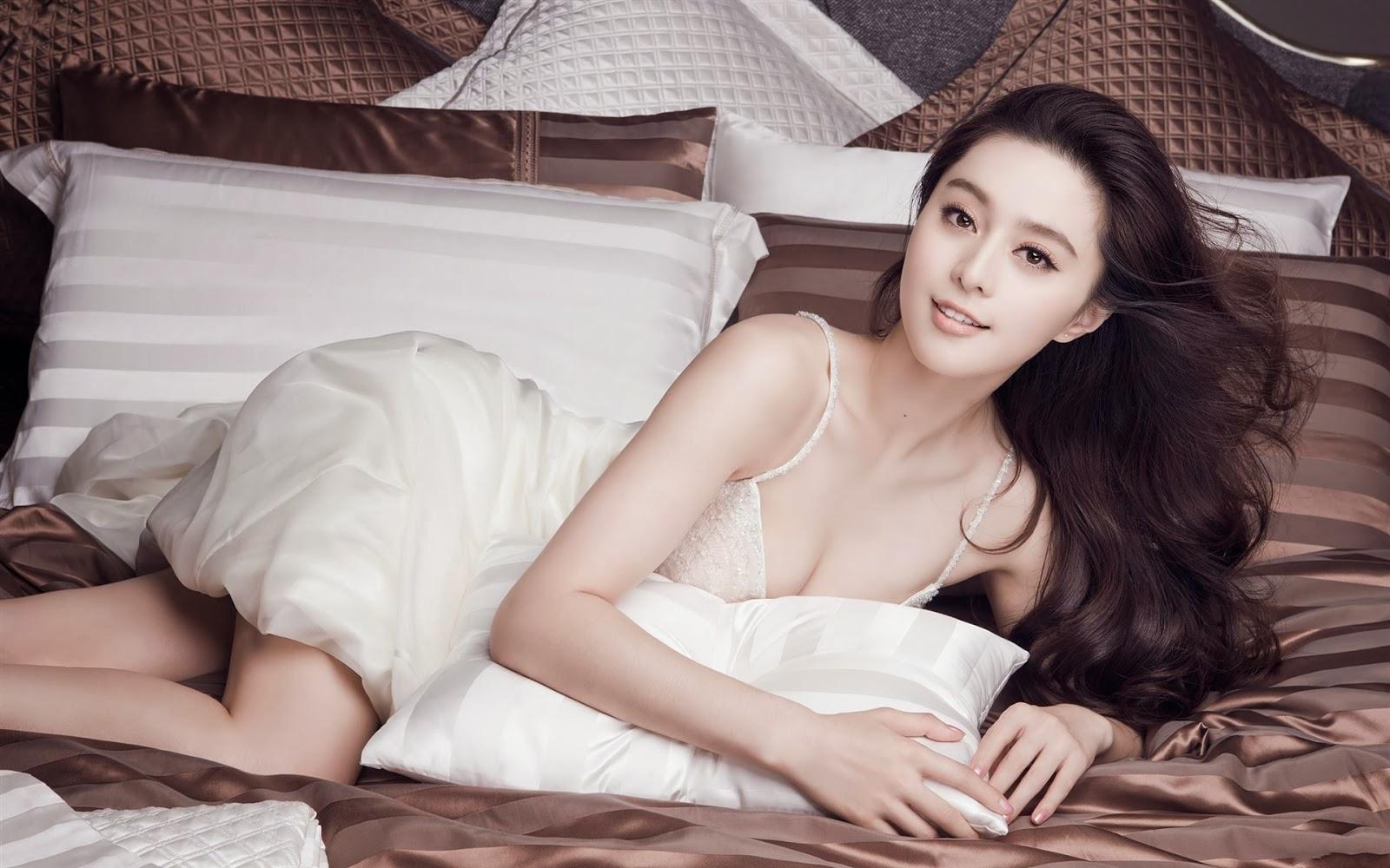 19 Wallpaper Gambar Foto Wanita Cantik Fan Bing Bing Irawan Blog