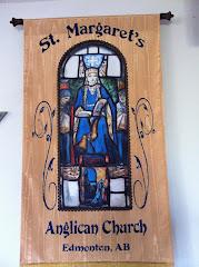 St. Margaret Banner