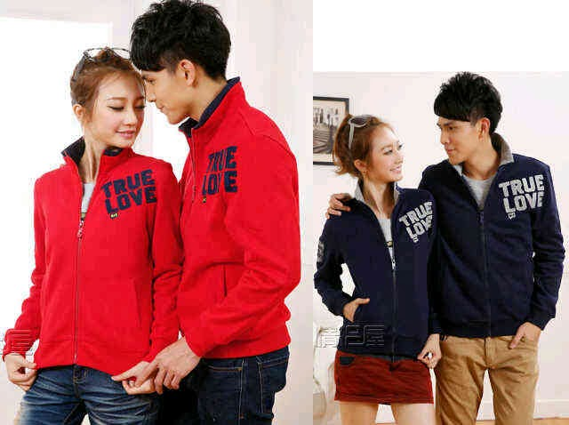 Cp Jacket true love