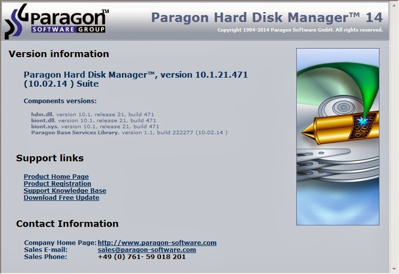 Paragon hard disk manager 14 suite 10 1 21 334 boot media buil aq3