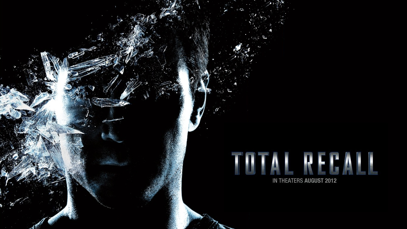 total recall In the schlocky action-overdrive remake of total recall, colin farrell,  len  wiseman, who directed two of the underworld films (and wrote or  set on a  highway of tomorrow, and many other things that you've seen before.