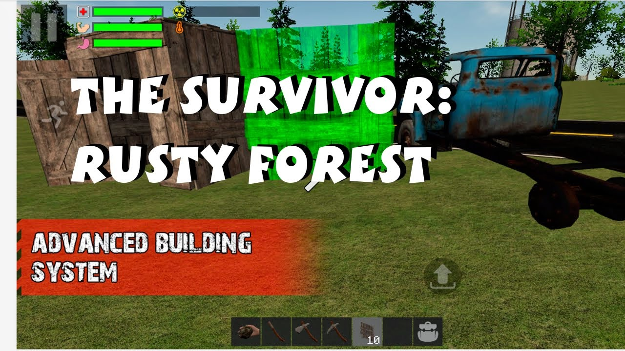The Survivor: Rusty Forest v1.1.8 APK [ACTUALIZACION]