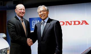 5WPR CEO - GM Honda