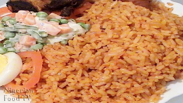 jollof rice, how to cook nigerian jollof rice, nigerian jollof rice