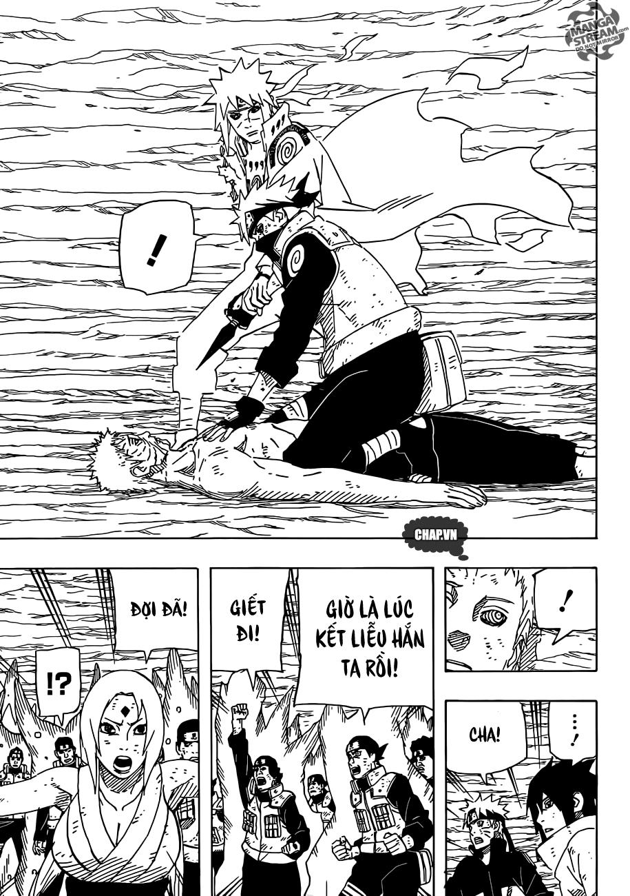 Naruto chap 655 Trang 5 - Mangak.info
