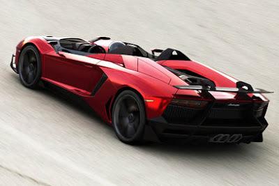 ... mobil yang mampu menembus kecepatan 200mph atau 300 km per jam lebih