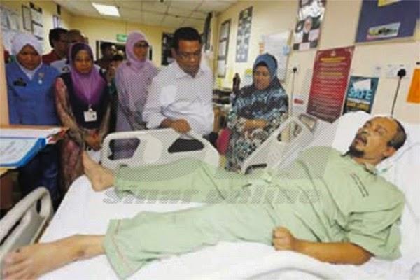 Keluarga Pesakit Bingung Fikir Bil Hospital Lebih RM100 Ribu