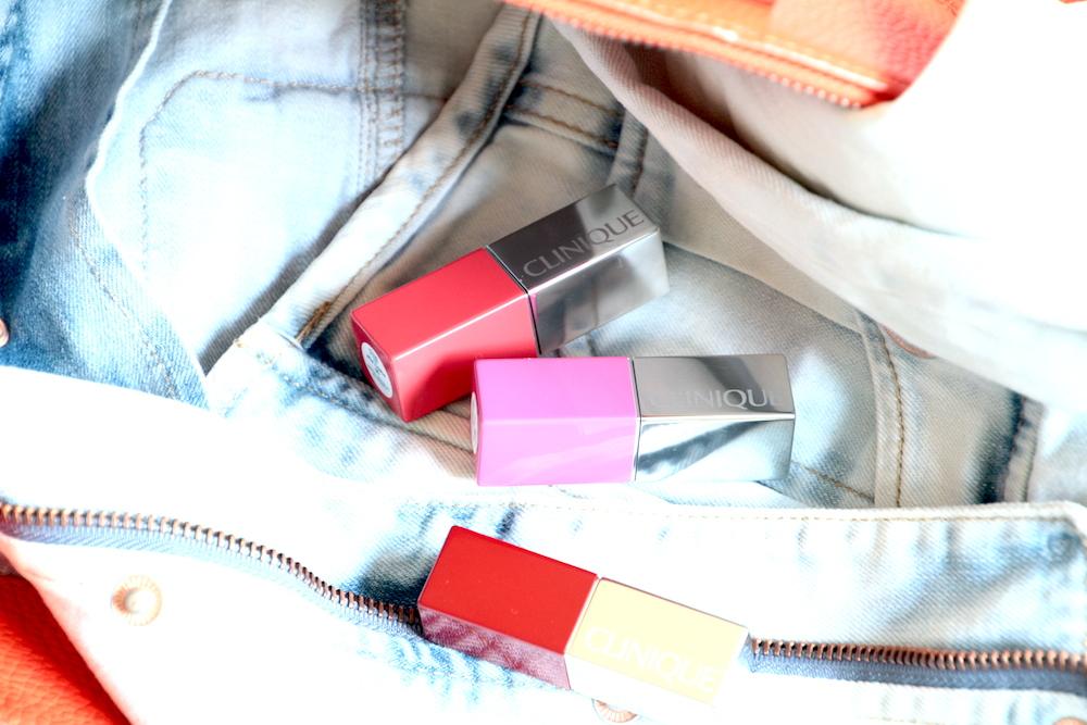 clinique pop rouge à lèvres avis test swatch