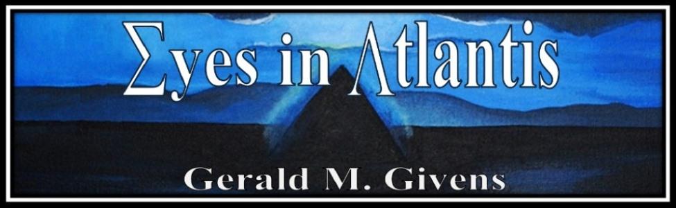 EYES IN ATLANTIS - The Diluvians #1