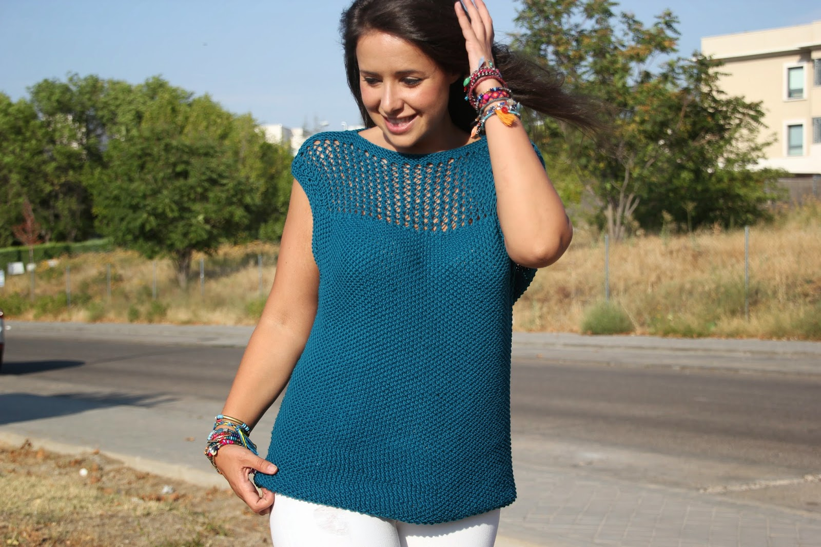 SORTEO KIT Camiseta Juliet Tee de We Are Knitters
