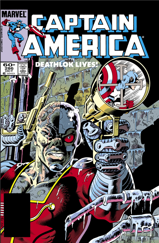 Captain America (1968) Issue #286 #202 - English 1