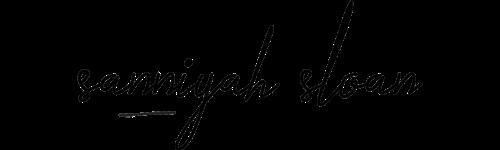 sanniyah | a lifestyle blog