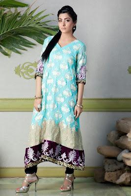 Pure-Line-Chiffon-Dresses-2013-14
