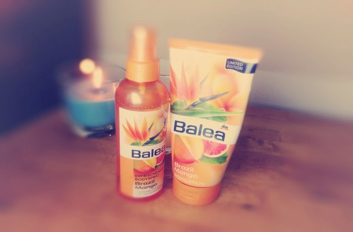 Balea Brazil Mango Review