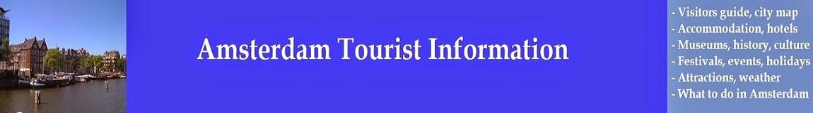 AMSTERDAM TOURIST INFO, Travel Guide Amsterdam