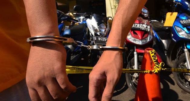 Anak penyanyi Gegar Vaganza kantoi curi motorsikal