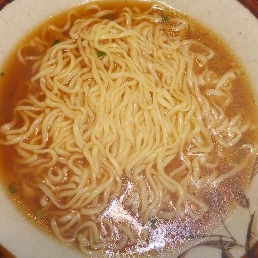 【coop(ユタカフーズ株式会社)】味一番 拉麺(らーめん)しょうゆ味